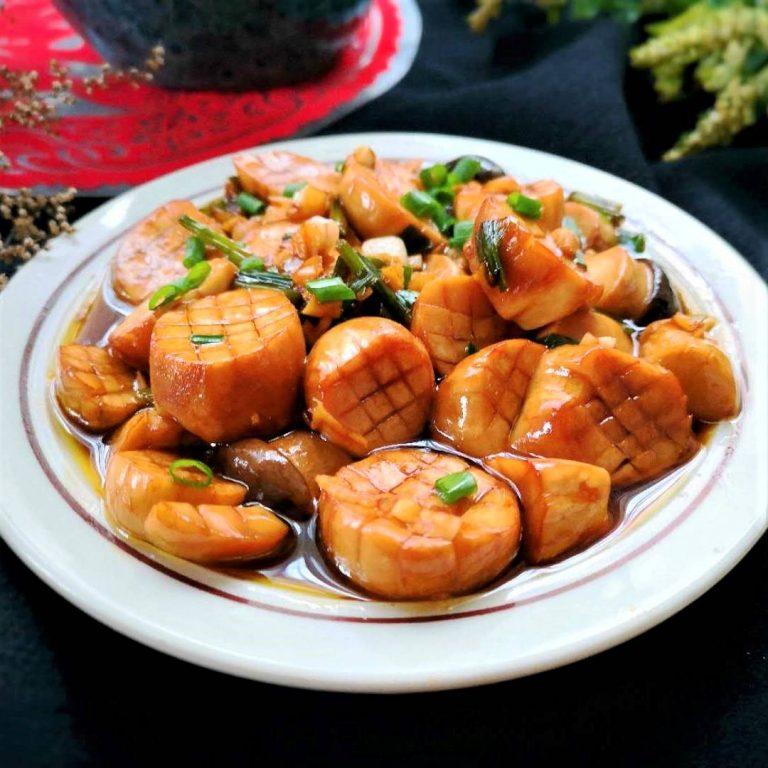 King Oyster Mushroom Recipe Chinese