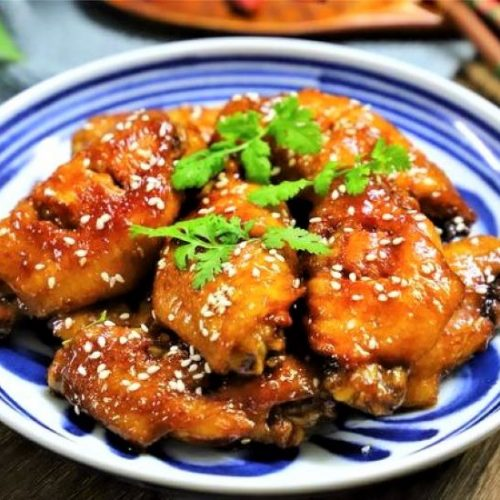 Sprite Chicken Wings TikTok Recipe 2020