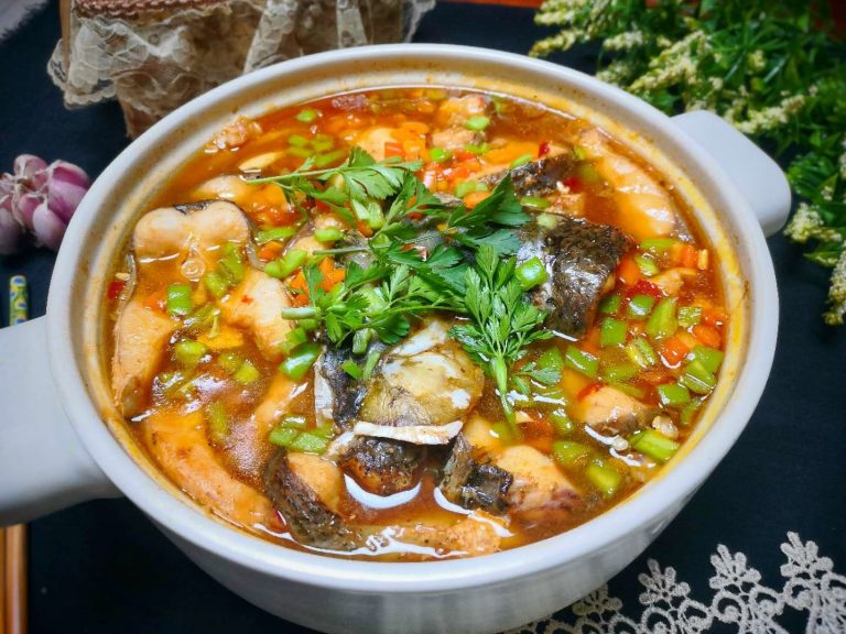 Beer Fish Recipe | China Casserole Dish
