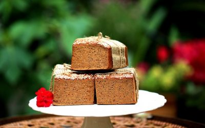 Chinese Red Date Jujube Brown Sugar Cake Recipe