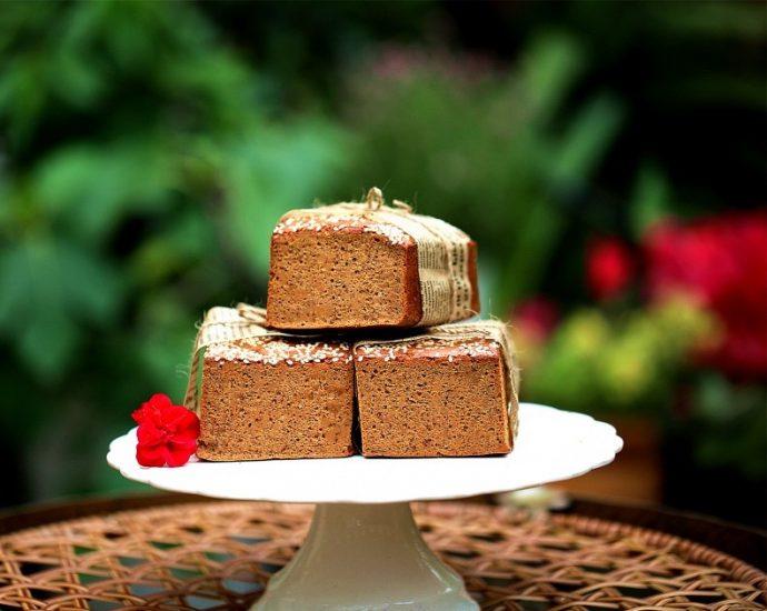 Chinese Red Date Jujube Brown Sugar Cake Recipe