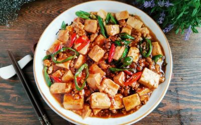 Tofu With Minced Pork Recipe Chinese Food 2021