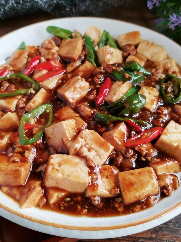 Tofu With Minced Pork Recipe Chinese Food