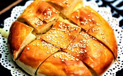 durian cheese bread recipe