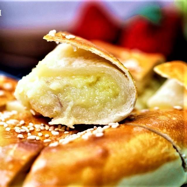 durian cheese bread recipe cheesecake 2021