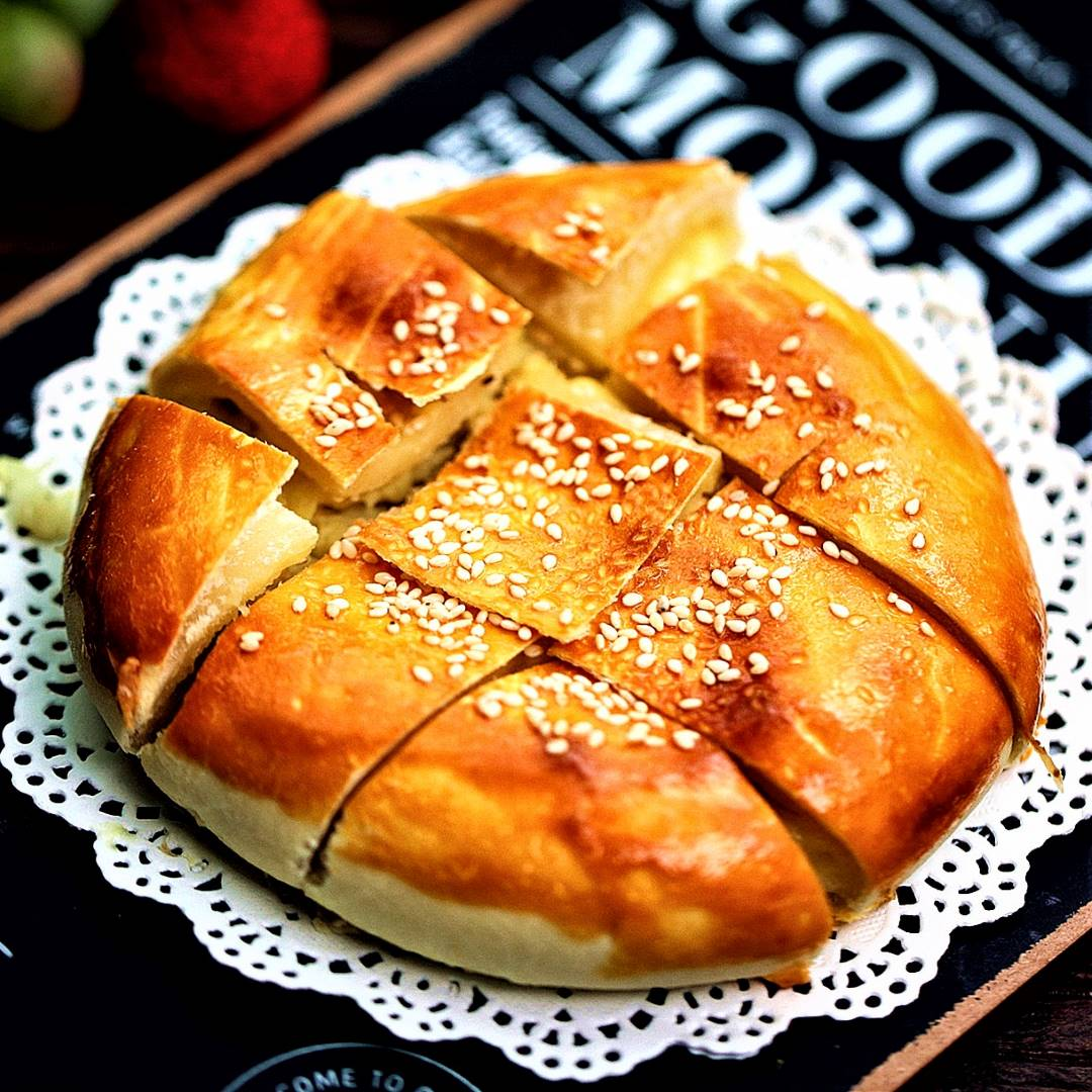 durian cheese bread recipe