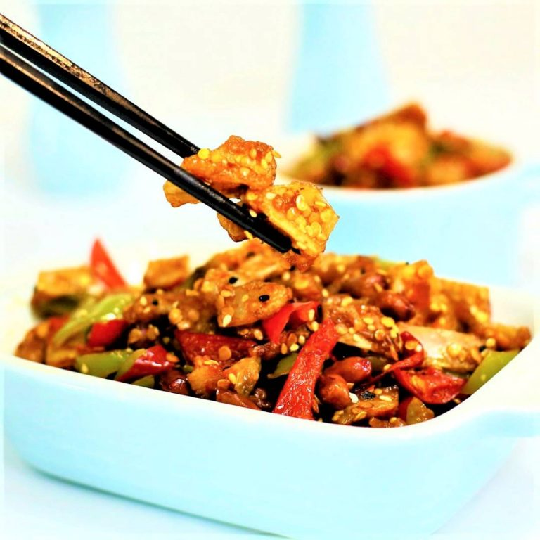 Spicy Chicken Cartilage   Chinese Food Recipe