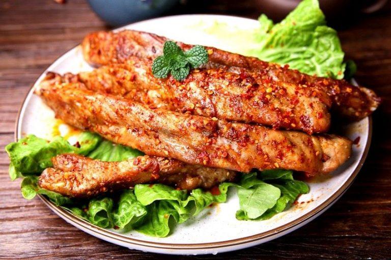Grilled Pork Ribs Recipe Pork Chops