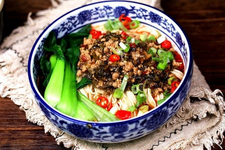Recipes For Chinese Noodles With Vegetables