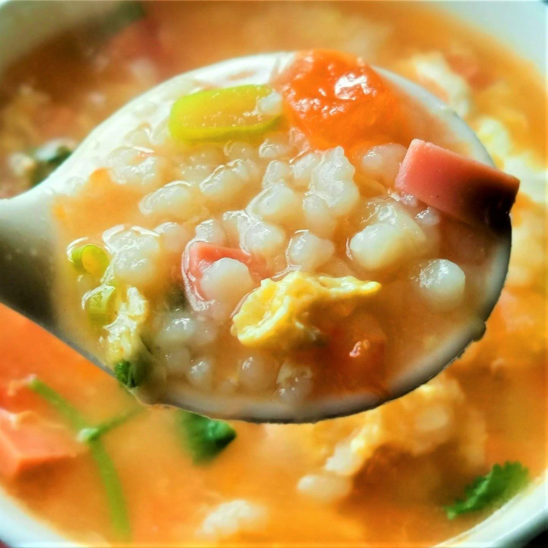 Tomato And Egg Flour Pimple Soup 2020
