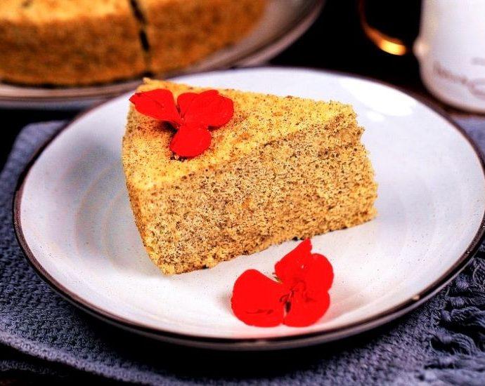 Quinoa Chiffon Cake Recipe