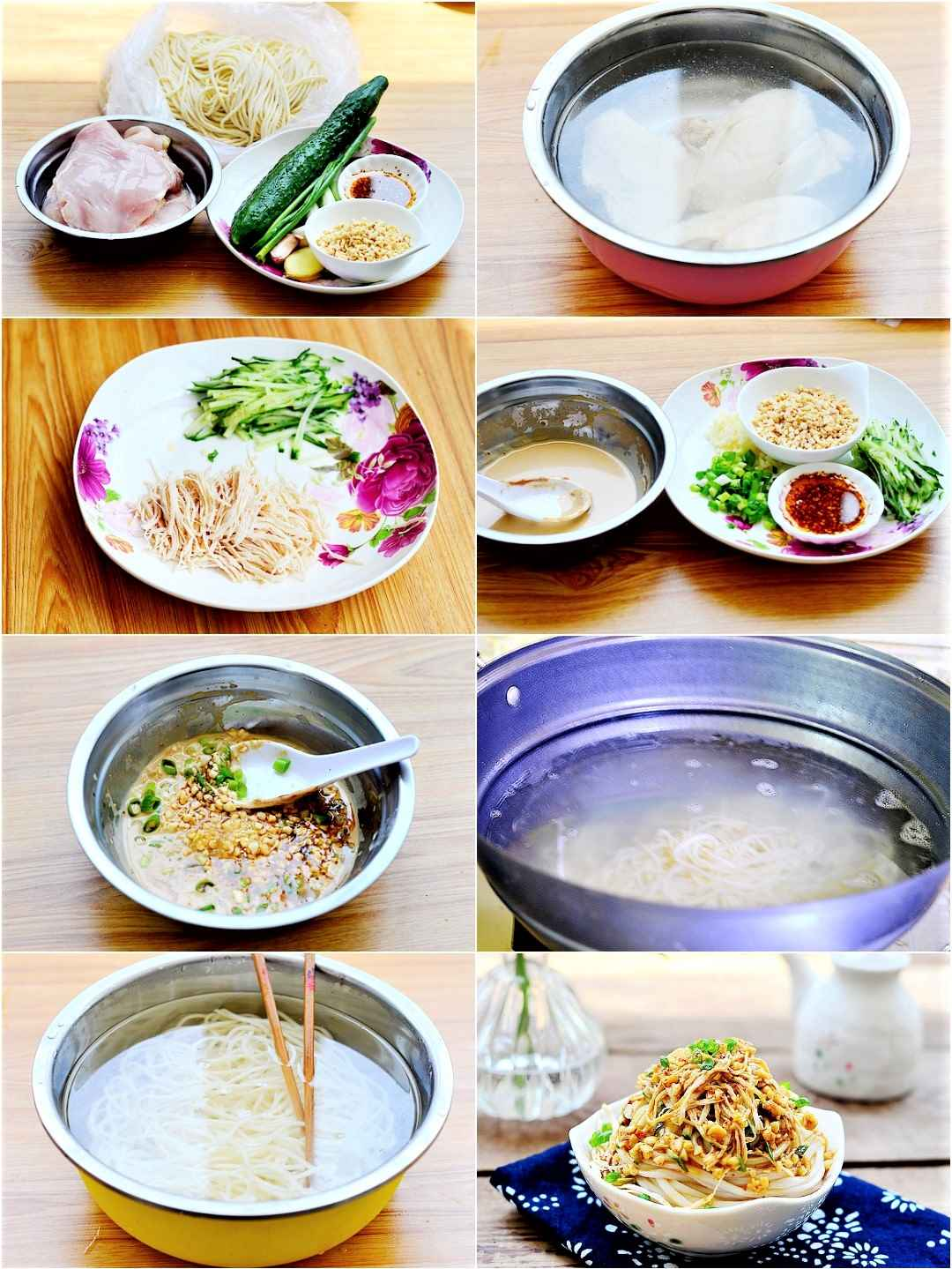 Cold noodle salad recipes recipes with pictures step by step