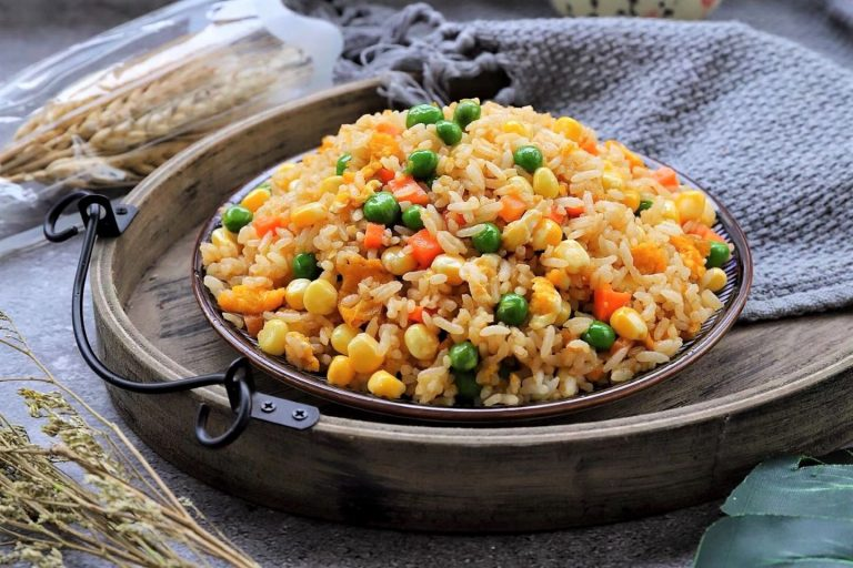 Fried Rice With Mayonnaise