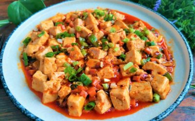 Simple tofu recipes Chinese style