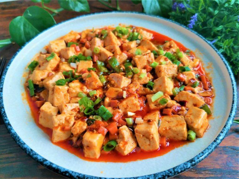 Simple Tofu Recipes Chinese Style | healthy Tofu