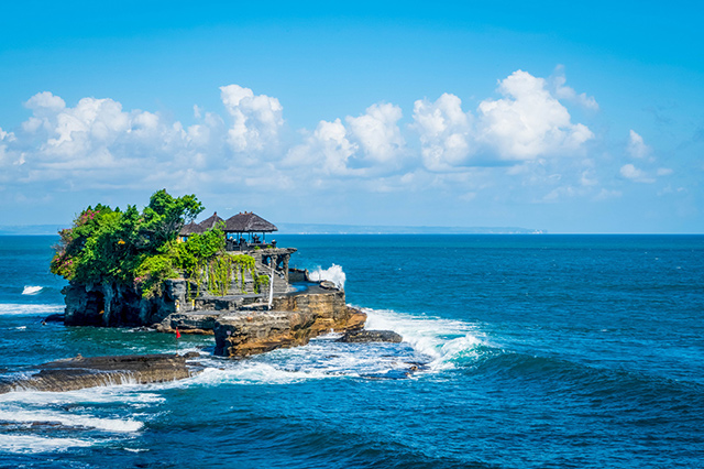 Bali, located to the east of Java Top 15 tourist attractions in the world