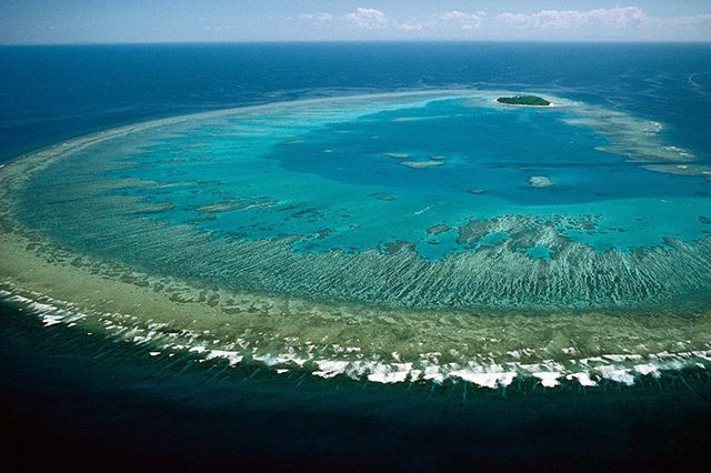 Great Barrier Reef, Australia Top 15 tourist attractions in the world