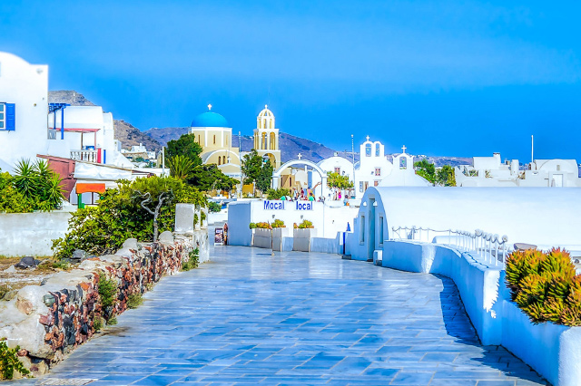 Greece, Aegean Sea Top 15 tourist attractions in the world