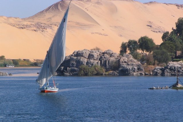 The Nile Best Places To Travel In Africa