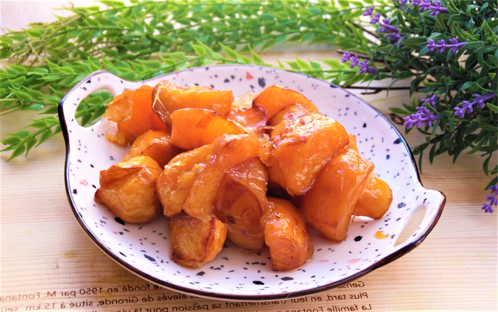 Candied Sweet Potato Recipe