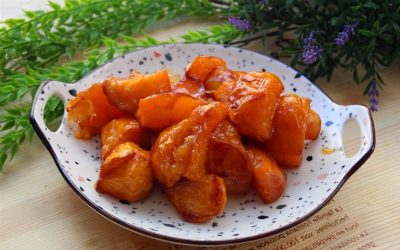 Candied Sweet Potato Recipe8